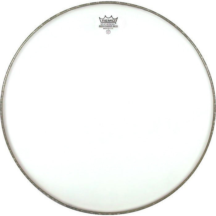 "Remo 22"" Ambassador, Coated Drum Head"