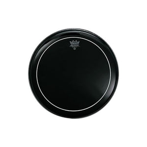 "Remo 16"" Pinstripe, Ebony Drum Head"