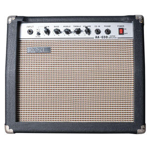 AXL 30 Watt Guitar Amp Combo, Great Tone At A Great Price