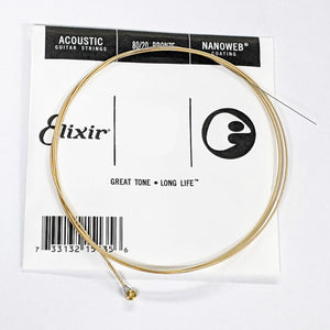 Elixir Single String, NANO .047