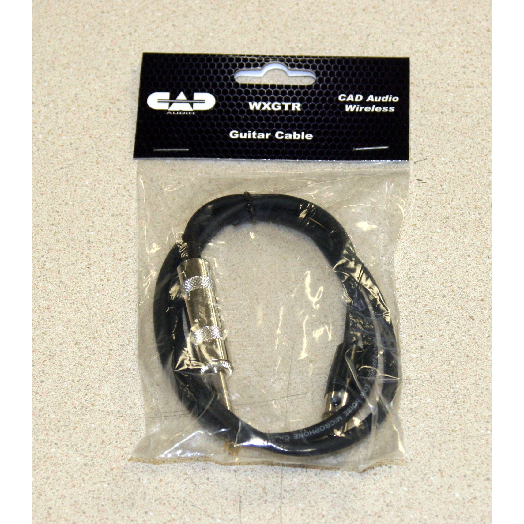 CAD Guitar Cable for Wireless Body Packs