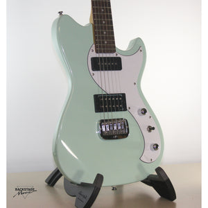 G&L Tribute Fallout, Mint Green, SN 4451