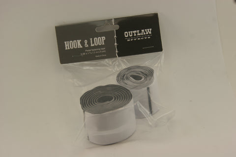 Outlaw Hook And Loop Fasteners (Velcro-style) For Pedalboards