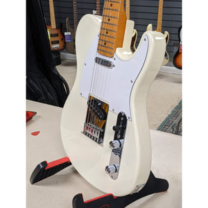 Tagima TW-55, Pearl White, Maple Fretboard, Great T-Style Electric