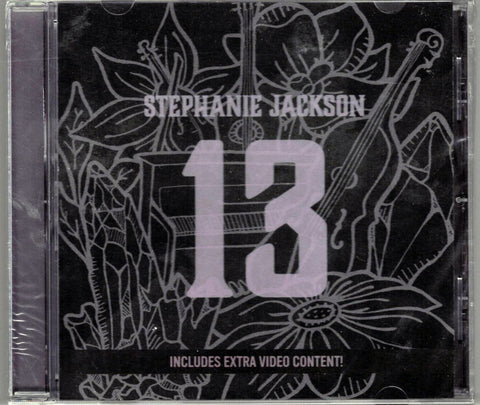 "Stephanie Jackson CD ""13"""