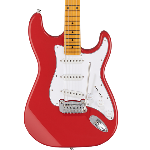 G&L Tribute Legacy, Fullerton Red