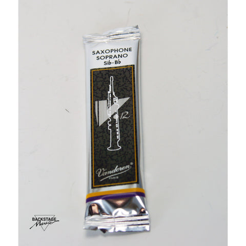 Vandoren V12 Soprano Sax Single Reed #3