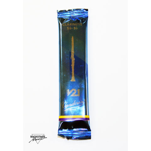 Vandoren V21 Clarinet Single Reed #3.5