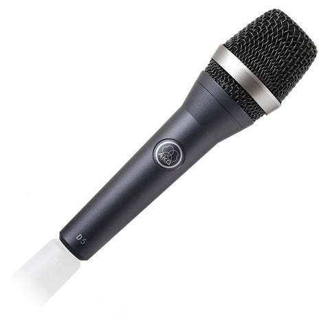 AKG Vocal Dynamic Cardioid Microphone D5
