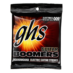 GHS Boomers Custom Light  Electric Strings  9-46