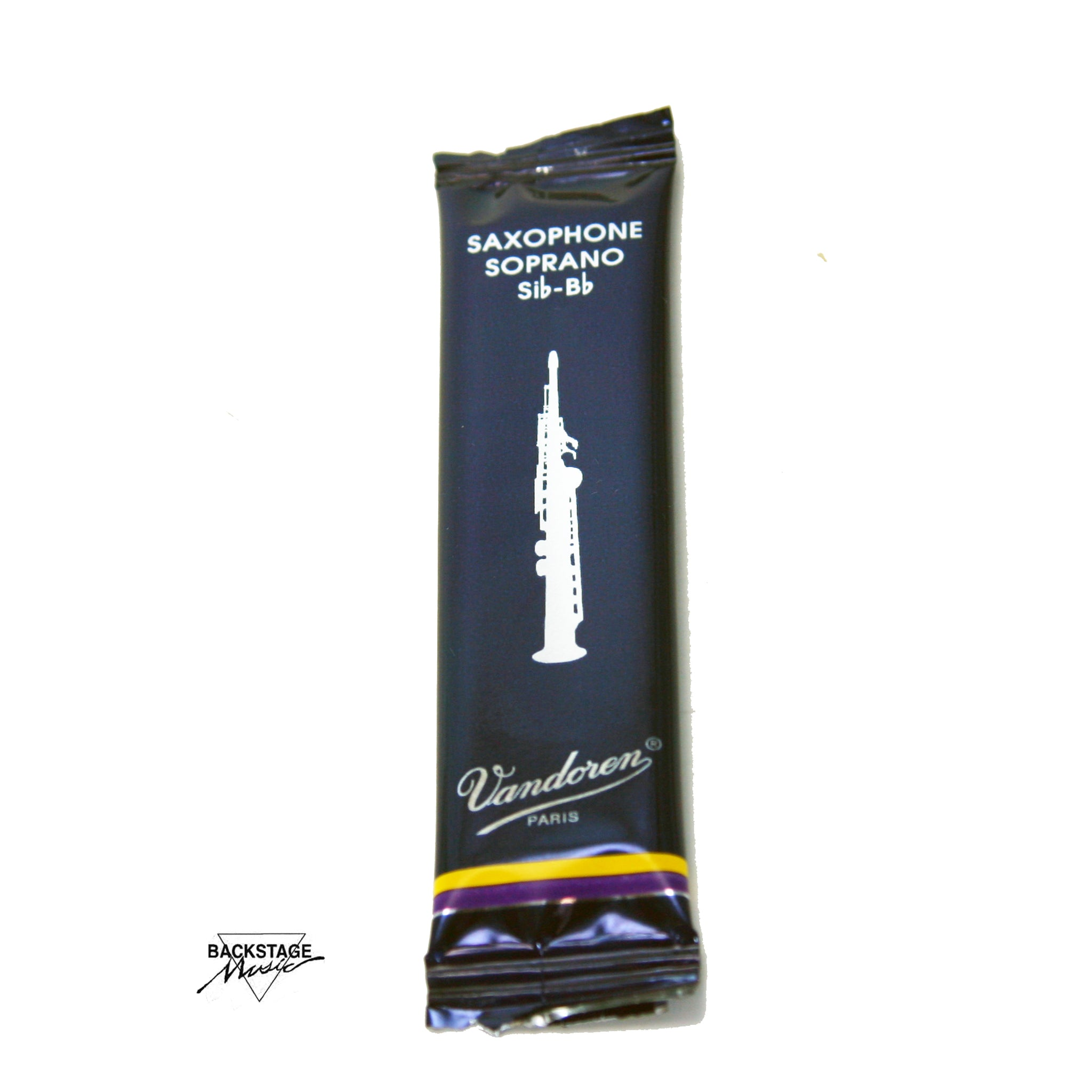 Vandoren Soprano Sax Single Reed #2.5