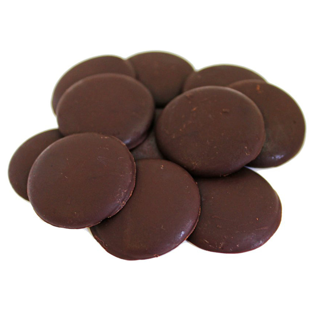 Belgian Dark Chocolate Buttons (Vegan)