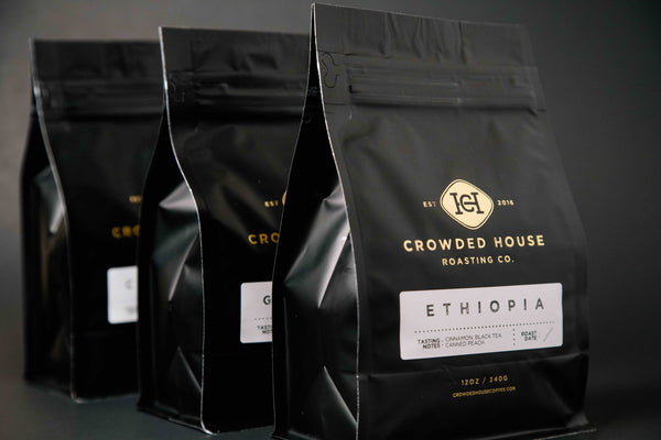 Crowded House Coffee subscription