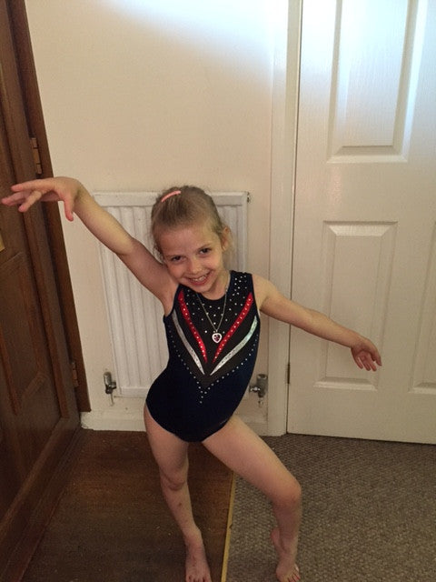 Basingstoke Club Leotard