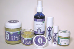 Magic Balms, Healing Oils & Herbal Salves