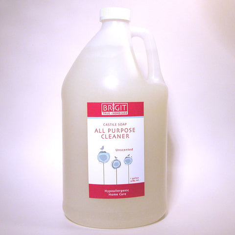 NEW: All Purpose Cleaner Unscented, BULK (1 gallon)