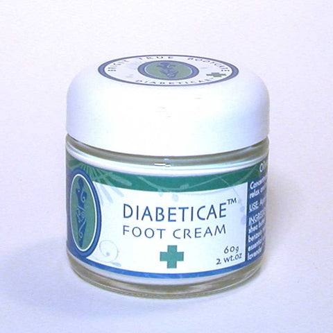 Diabeticae Foot Cream (2 oz.)