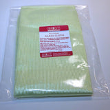 Glass Cloth yellow microfiber