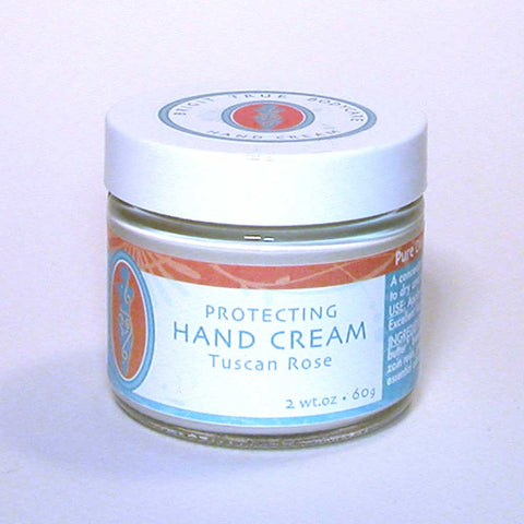 "Protecting and Rejuvenating Hand Cream ""Tuscan Rose"" (2 oz.)"