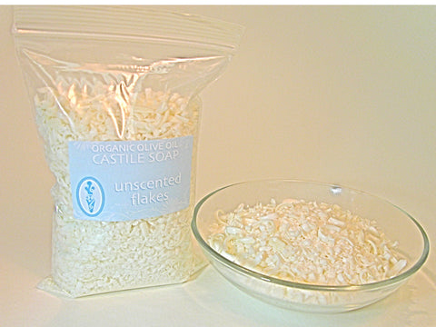 "BULK ""Harry"" Soap Flakes Unscented per ounce"