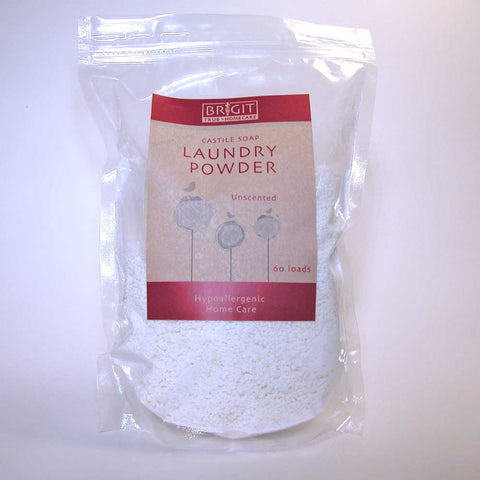 NEW Laundry Powder Refill EXTRA LARGE Unscented (60 loads)