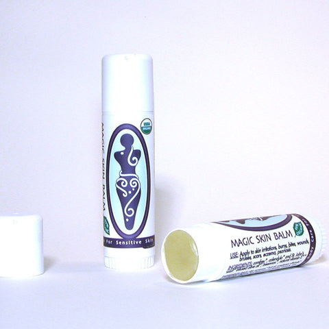NOW: NOP certified - Magic Skin Balm tube (0.6 oz.)