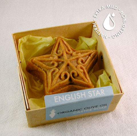 "Exfoliating Hand Soap ""English Star"" (2.0 oz.)"