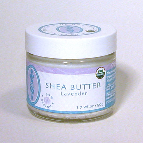 NOW: NOP certified - Shea Butter Lavender (1.7 oz.) --- SALE