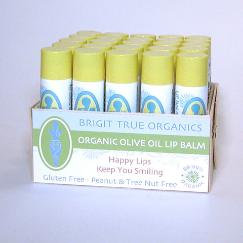 NEW now VEGAN: Lip Balm Sunny Days- Box of 25