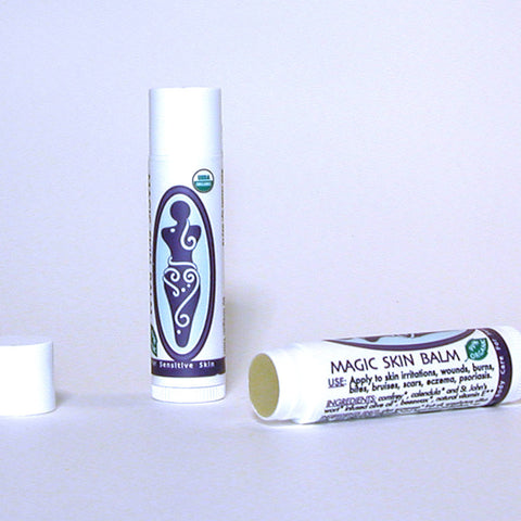 NOW: NOP certified - Magic Skin Balm Stick (0.15 oz.)