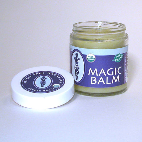 NOW: NOP certified - Magic Skin Balm (3.7 oz.) Super Sized