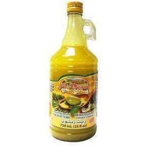 Al dayaa Extra Virgin Olive Oil 750ml-Oil & Vinegar (Ethnic)-Al Dayaa-Swiftyz