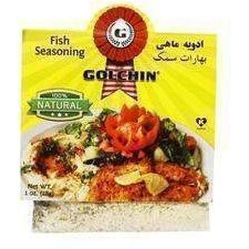 KFI Fish Seasoning 28g-Seasoning & Soup Mix (Ethnic)-KFI-Swiftyz