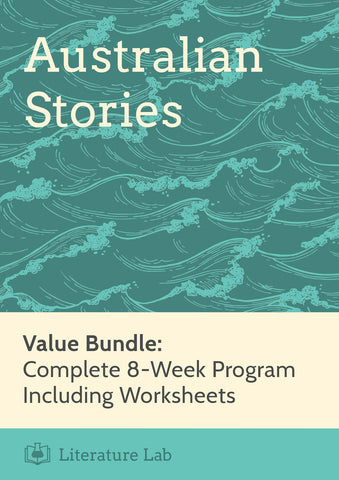 Australian Stories - Complete 8-Week Program Value Bundle