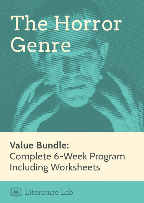 The Horror Genre - Complete 6-Week Program Bundle