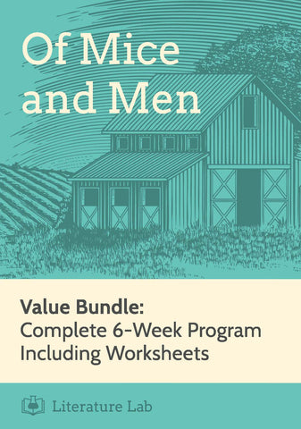 Of Mice and Men - Complete 6-Week Program Value Bundle