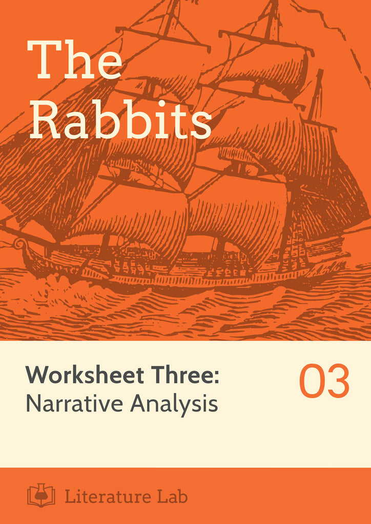 The Rabbits Worksheet - Narrative Analysis