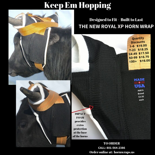 Royal Horn Wrap New Extra Protection Wrap
