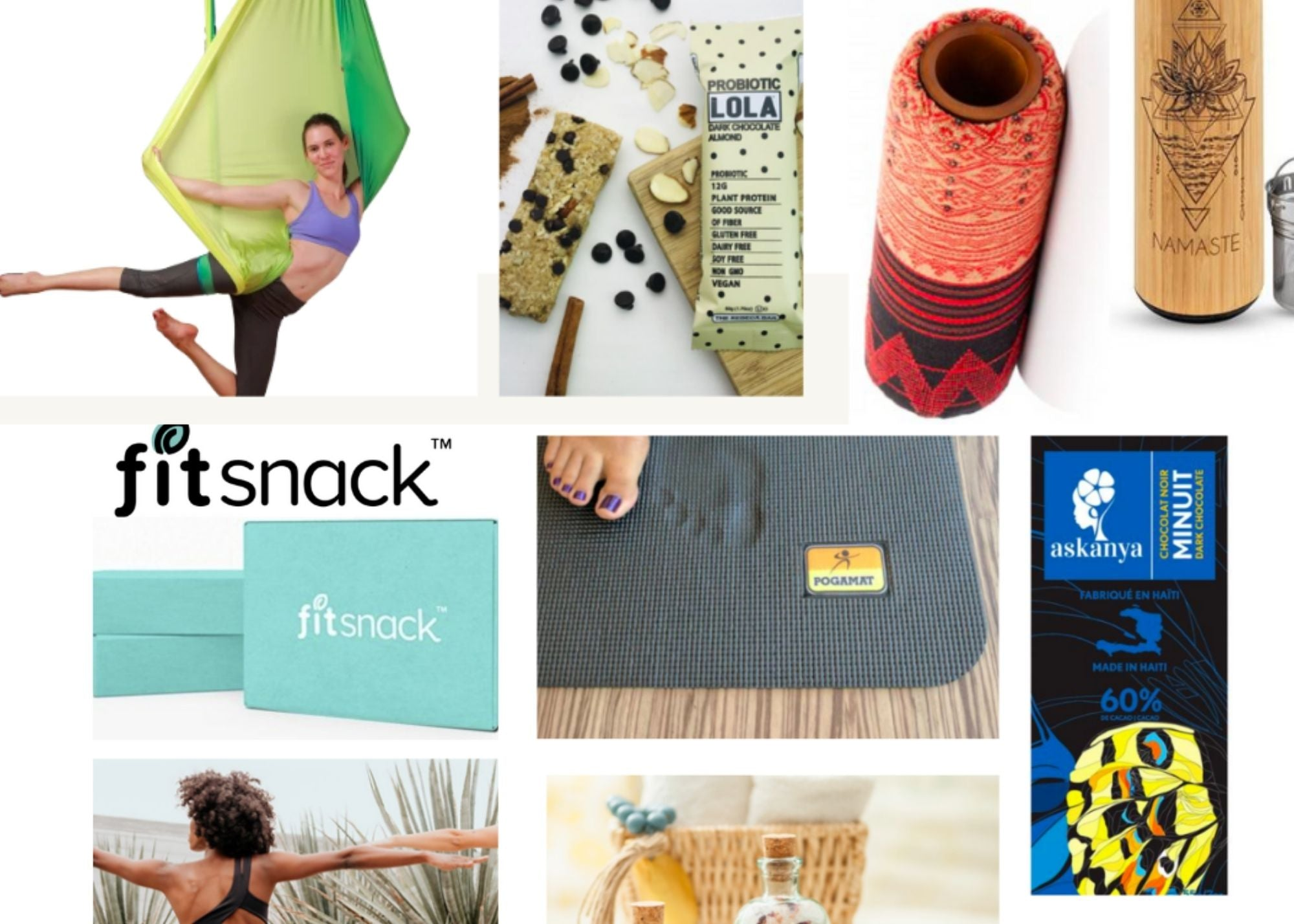 Healthy-Minded Gift Guide - Support Small Businesses