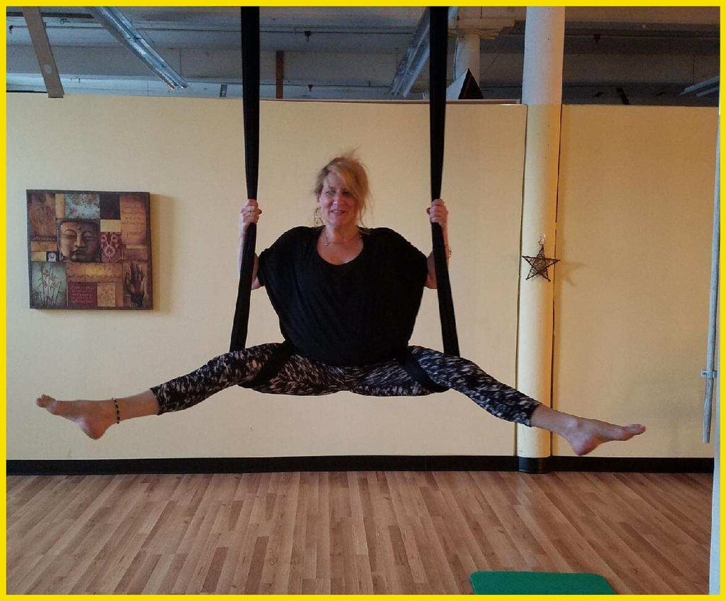 July Studio of the Month: Aerial Yoga Heals