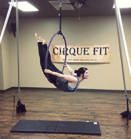 cirque fit lyra Jessalyn Hoffman