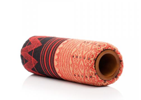 """The 4"""" Small Lanna Roller for Body Rolling"""