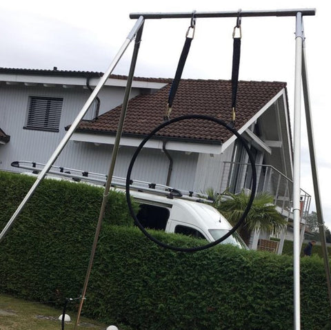 Uplift Active X-Pole A Frame Aerial Rig