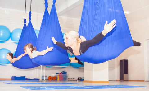 about us  aerial yoga gear