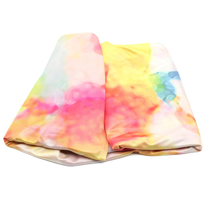 Watercolor Batik Aerial Silks Aerial Yoga Fabric - Uplift Active