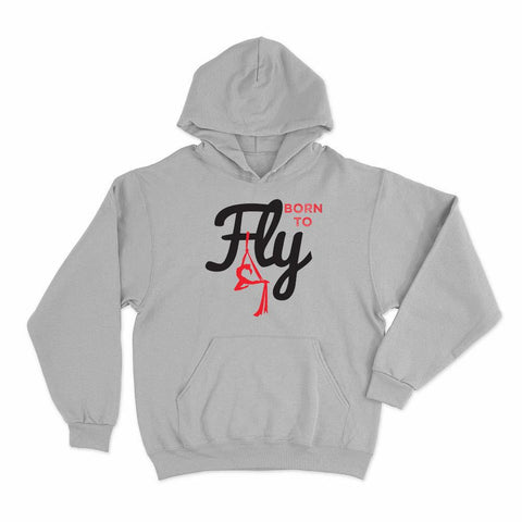 Born to Fly Hoodie Pullover
