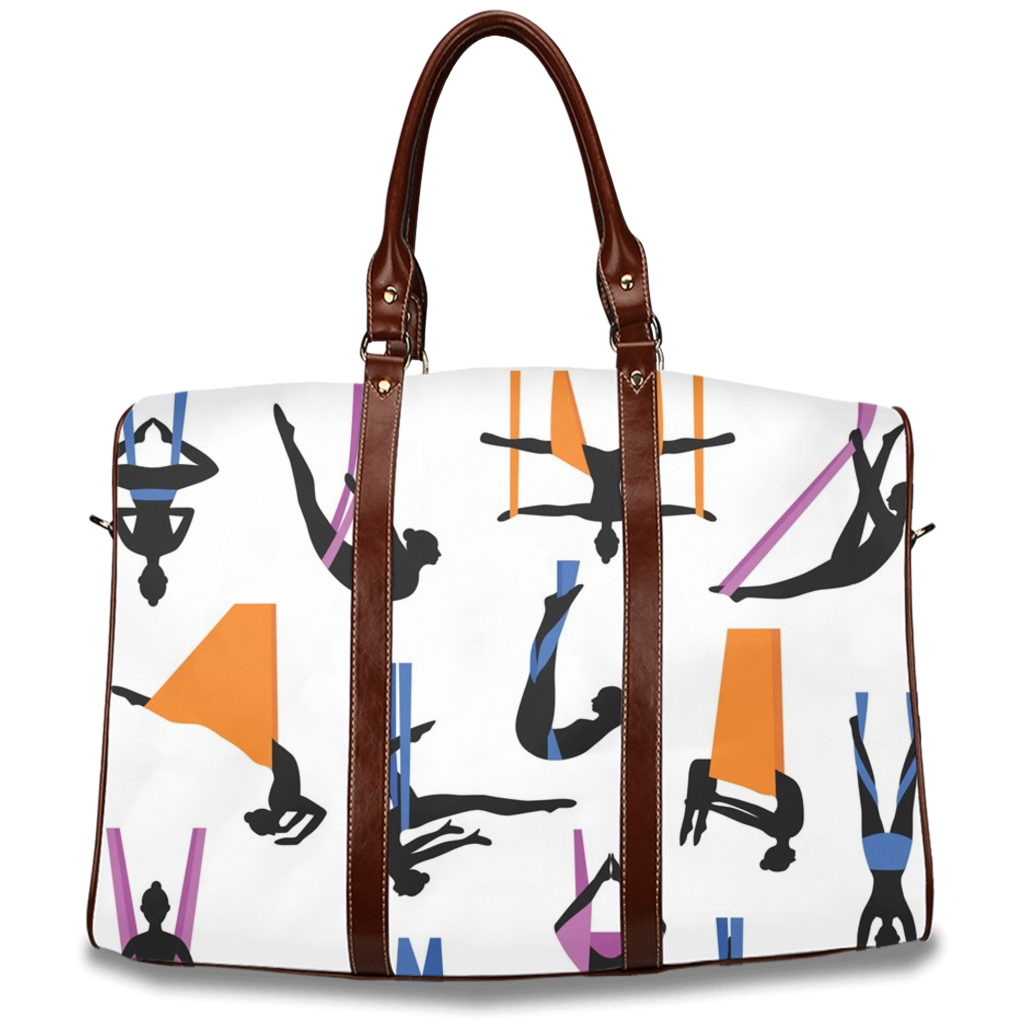 Aerial Yoga Poses Travel Bag - Uplift Active
