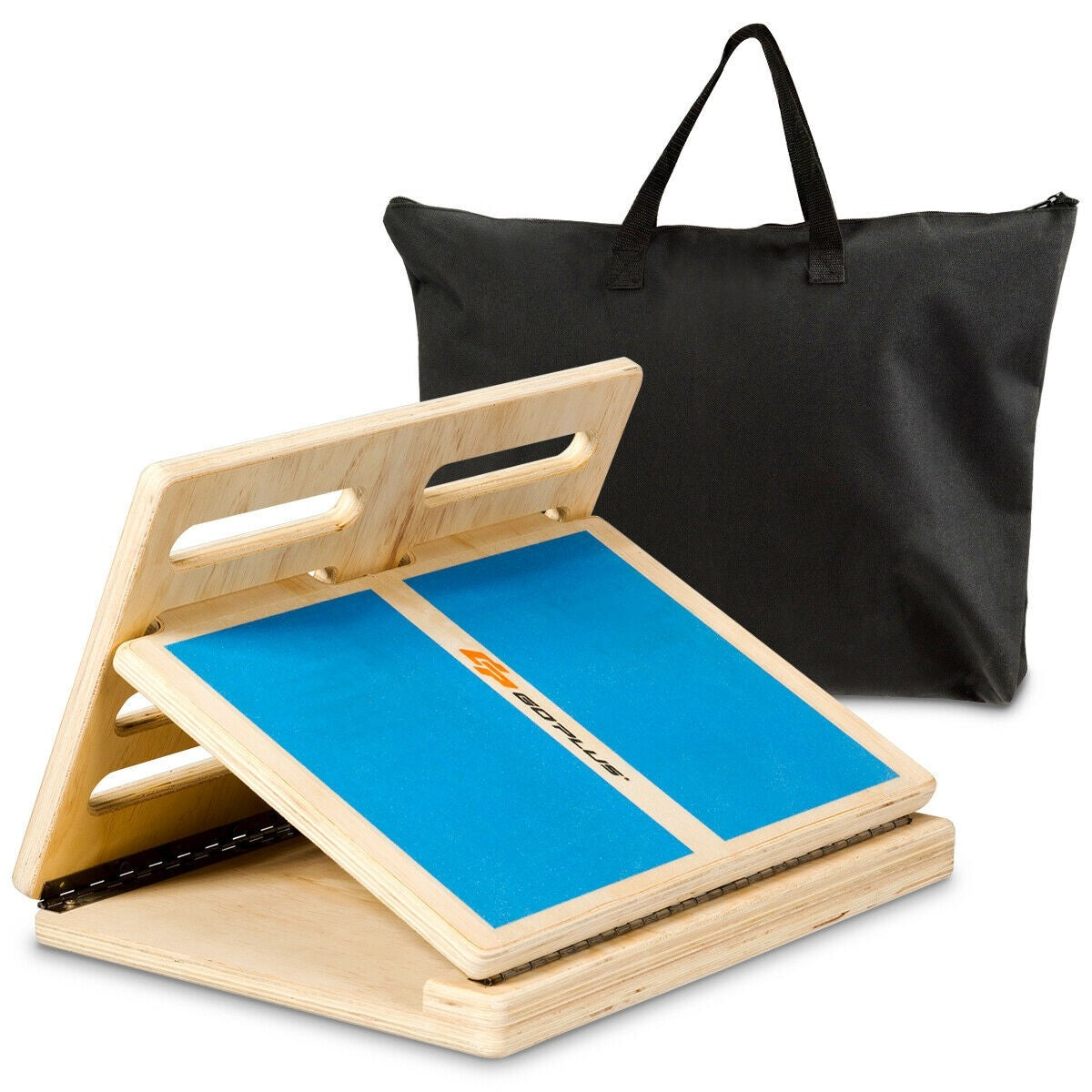 4 Level Adjustable Slant Wooden Board with Bag Uplift Active
