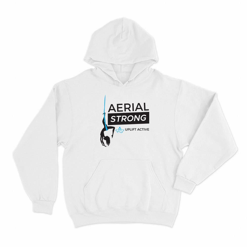 Aerial Strong Hoodie Pullover