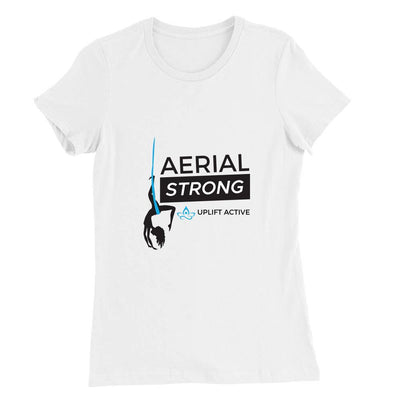 Aerial Strong Aerial Yoga Shirt- Uplift Active Aerial Silks Apparel